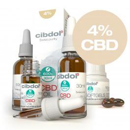 Cibdol CBD Oil Normal 4%