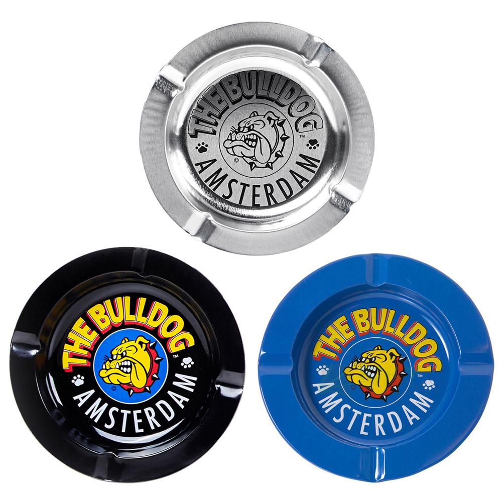 Bulldog Amsterdam Metal Ashtrays
