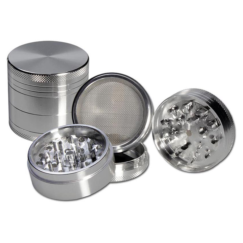 Grinder 4pc Concave Design