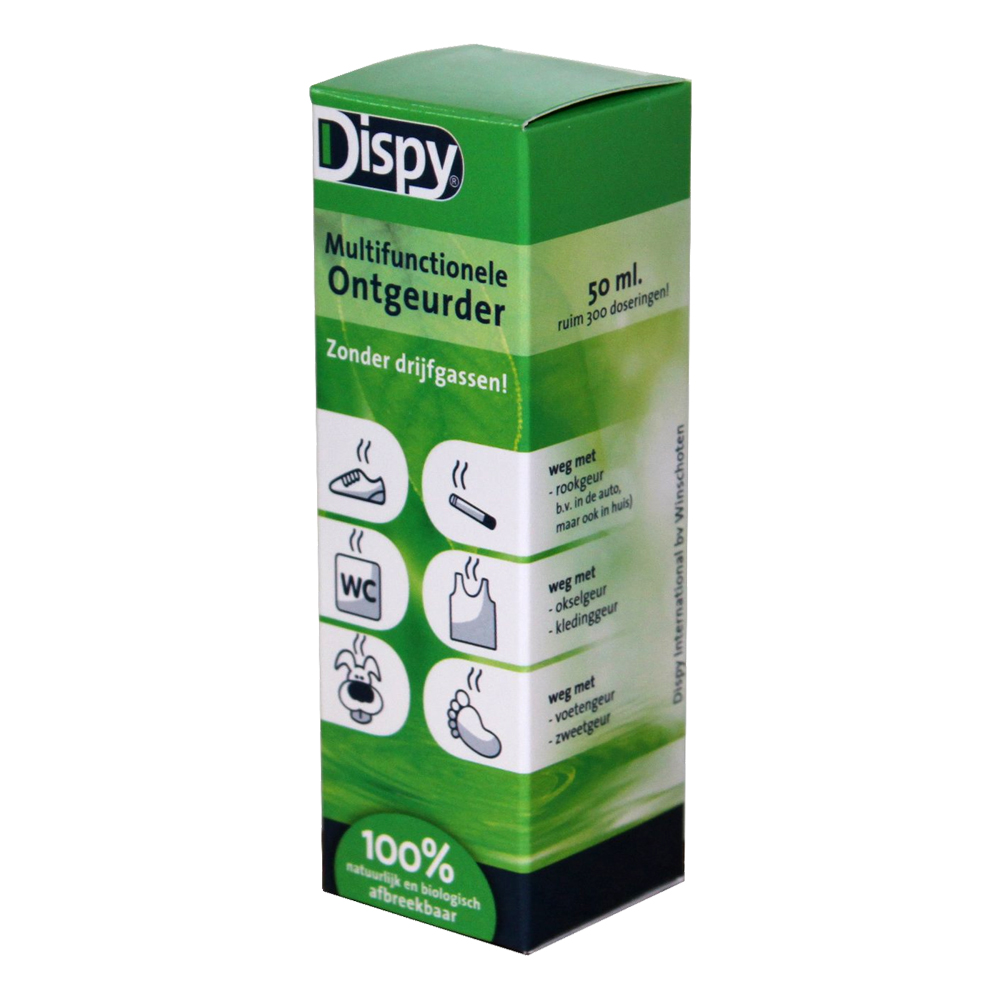 Dispy Natural Odour Neutralizing Spray