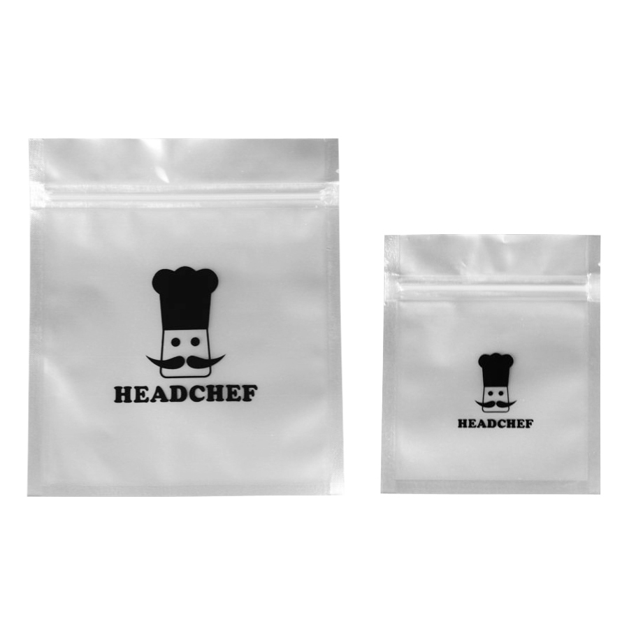 Head Chef Smelly Proof Bags