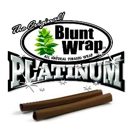 Blunt Wrap - Platinum Cigar Wraps