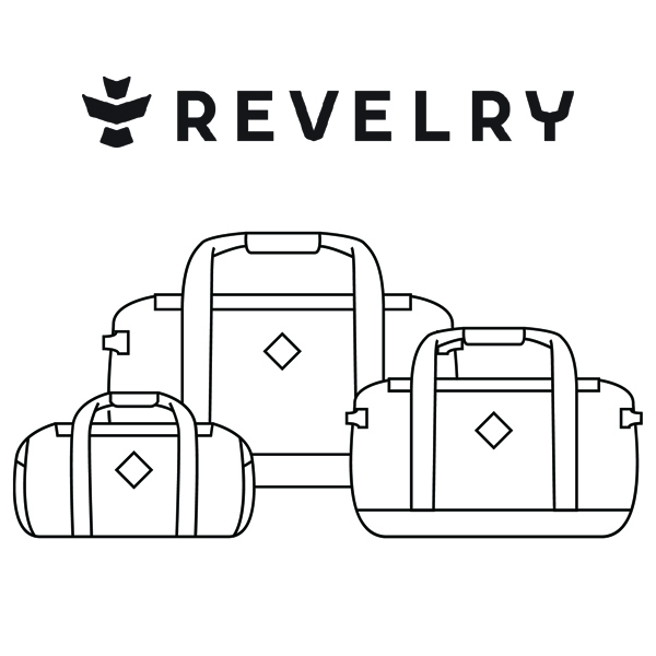Revelry Odour Absorbing Luggage & Accessories