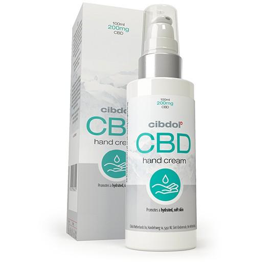 Cibdol CBD Creams