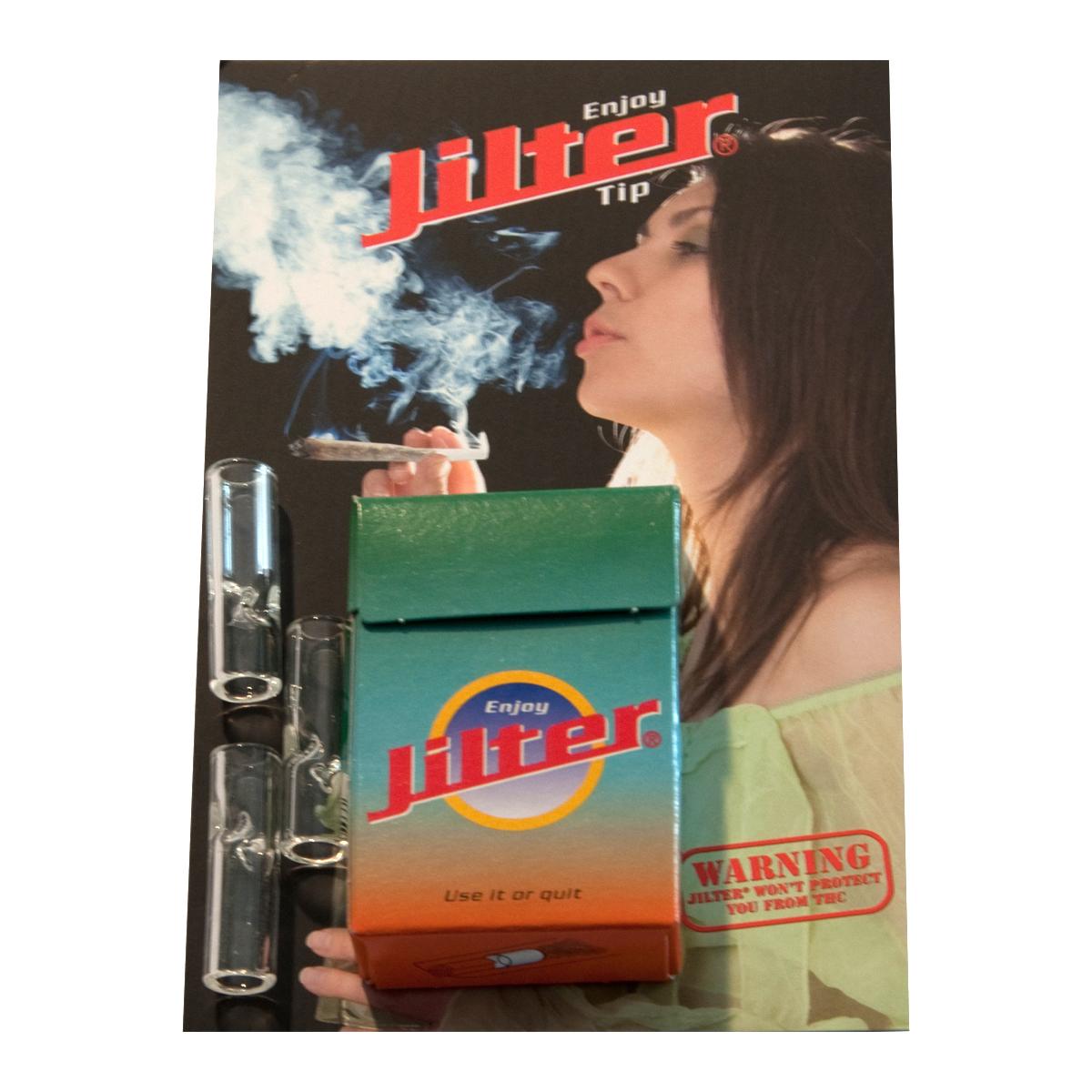 Jilter - XL Glass Tips