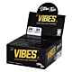 Vibes Rolling Papers - Ultra Thin Unbleached + Tips