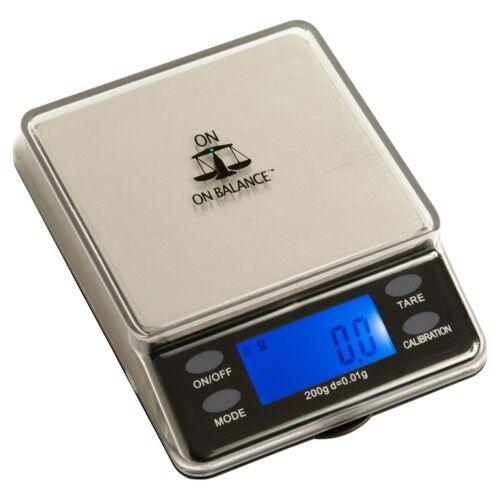 On Balance MTT-200 Mini Table Top Scale