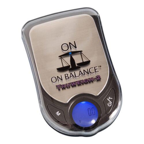 On Balance Truweigh 2-100 Digital Pocket Scale