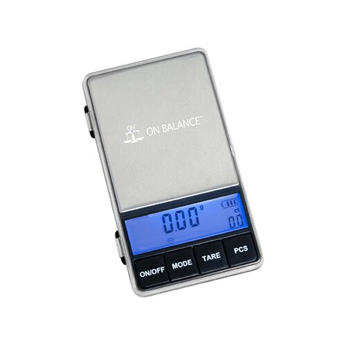 On Balance DD-200 Dual Display Digital Scale