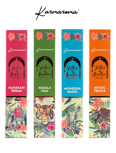 Tales Of India Incense